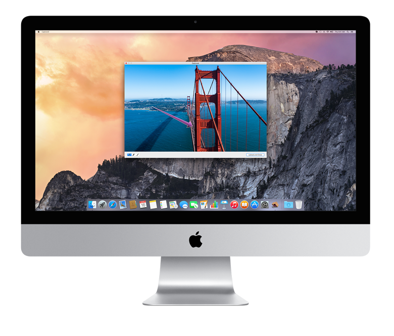 iMac Screenshot
